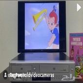 جهاز فيديو سامسونج 6 رؤوس للأشرطة الكبيرة