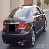 لكزسLS 460 لارج 2013 سعودي
