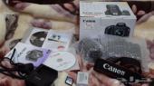 للبيع كاميرا كانون 550D استخدام بسيط