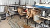 طاولات مطاعم خشب