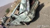 سيارة كامري 2001 مصدومة