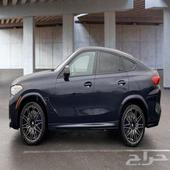 2021 BMW X6M Competetion