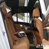 بي ام دبليو 740LI Luxury موديل 2019
