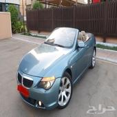 كشف BMW 650 مع لوحة مميزة 7 ارع
