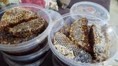 عروض العسل المجرى الفاخر والسمر والسدر مفحوص مخبريا