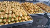معلم حلويات سوري
