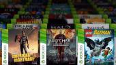 لطلبات شراء ألعاب xbox 360 على Xbox one