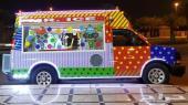 سيارة ايسكريم مميزة 2014  فرصة جاهزة للنقل