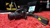 كاميرا نيكون D5300 بكرتونها شبه جديدة