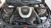 مرسيدس بانوراما S500 كت آصلي وكالة كامل 2013