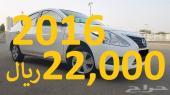 2016 نيسان صني ضمان 22000ريال نص فل