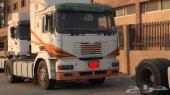 شاحنة للإبجار أو البيع