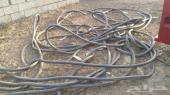 كيبل كهرباء نحاس 90 ملي تقريبا 50 او 70 متر