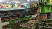 محل خضار للبيع حي الخليج شارع ابي سعيد الخدري