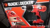 دريل شحن Black  Deckerالاصلي