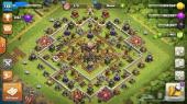 قرية كلاش اوف كلانس تاون 10.5 Clash of Clans