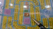 لبيع ارض بمخطط 128 مساحه 875 م بسعر 350 الف.