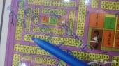 للبيع ارض ركنيه بمخطط 92 حرف ب 612 م