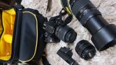 كاميرا nikon d5200