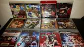 ألعاب سوني بلاي ستيشن PS3 (نظيفة ونادرة)