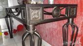طاولة مجلس و مدخل