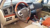 GXR لاندكروزر V6 نظيف جدا 2015