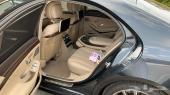 مرسيدس 2014  S500 سعودي