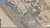 أرض محوشةللبيع حرفTتفتح على طريق المدينة_جدة