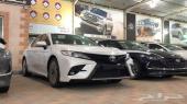 تويوتا كامري SE V6 2020 بالنقد والتقسيط