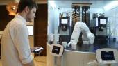 روبورت المقاهي و جميع انواع الأنشطة التجارية