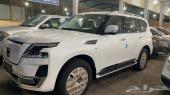 نيسان باترول بلاتينيوم 8 سلندر 2021 سعودي