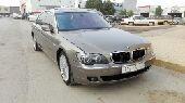 نظيف بسعر مغري BMW 750il موديل 2007