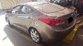 سيارة هيونداي النترا 2013 للبيع
