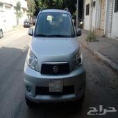 الطايف - السيارة  ديهاتسو -