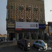 عماره تجاري في حي الخمره للبيع وفرصه