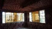بيوت شعر مشبات تلبيس قماش ومجالس عربيه
