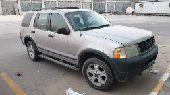 فورد اكسبلورر 2005 للبيع ماشي 265 الف.