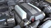 مكينة BMW مع جربوكس 97 740il