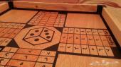لعبة زهرة شيش مصنوعة من خشب للبيع