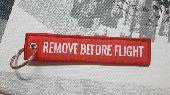 ميداليه remove before flight