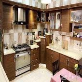 مطبخ للبيع نظيف جدا شرائح 3.60 في 3 متر