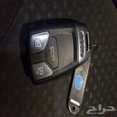 مفتاح وريموت أودي A4 موديل 2016 وكالة أصلي