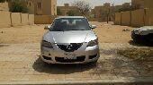الرياض - مازدا 2007 3 ماشيه حاول