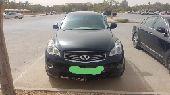 الرياض - سياره انفنتي EX35 موديل