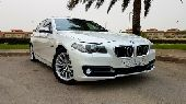 BMW 520i Luxury Line 2015