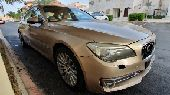 2014 BMW 730li Business