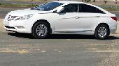 سياره سوناتا2012للبيع نظيفه جدااا