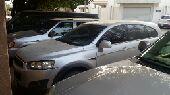 سيارة كابتيفا موديل 2012 للبيع لأعلى سوم