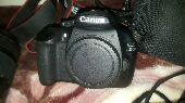 كاميرا كانون 1200D مع عدستين