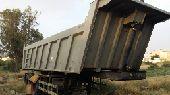 صندوق قلاب 24 متر